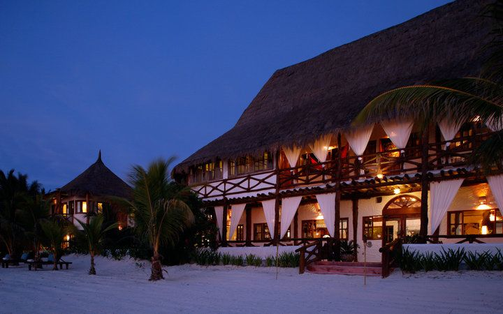 These Are the Best Hotels for Solo Travelers: CasaSandra, Holbox, Mexico