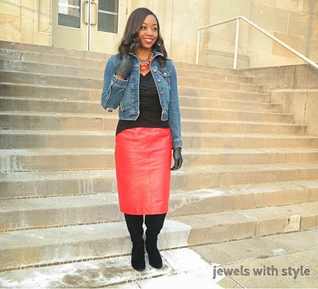 2e8dfab68cfeab red leather skirt