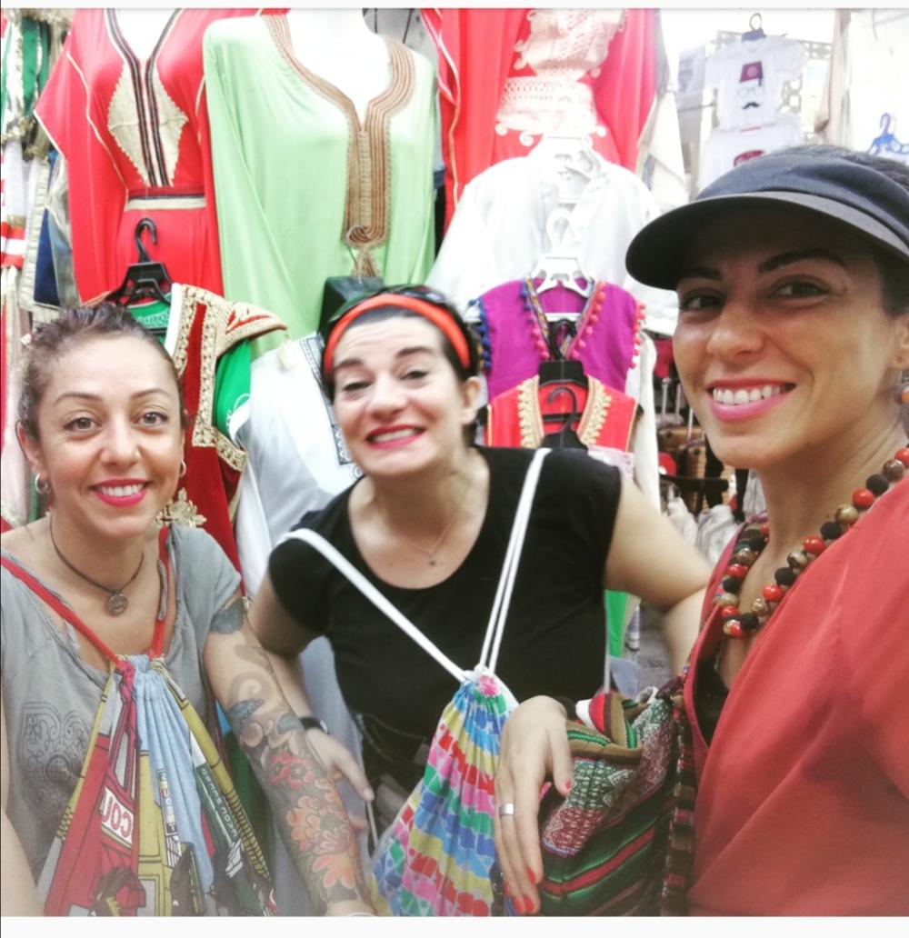 Viaggio in Tunisia: un itinerario (in 3 paesi) per 3 amiche in vacanza