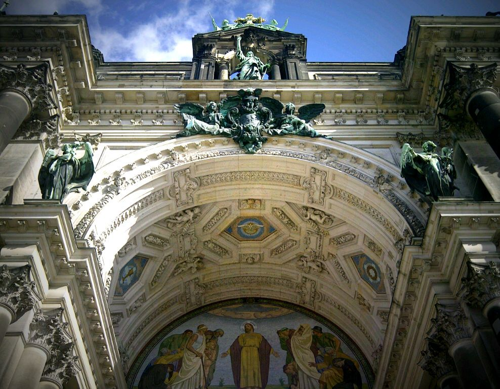.berliner dom, Berlin, Germany.