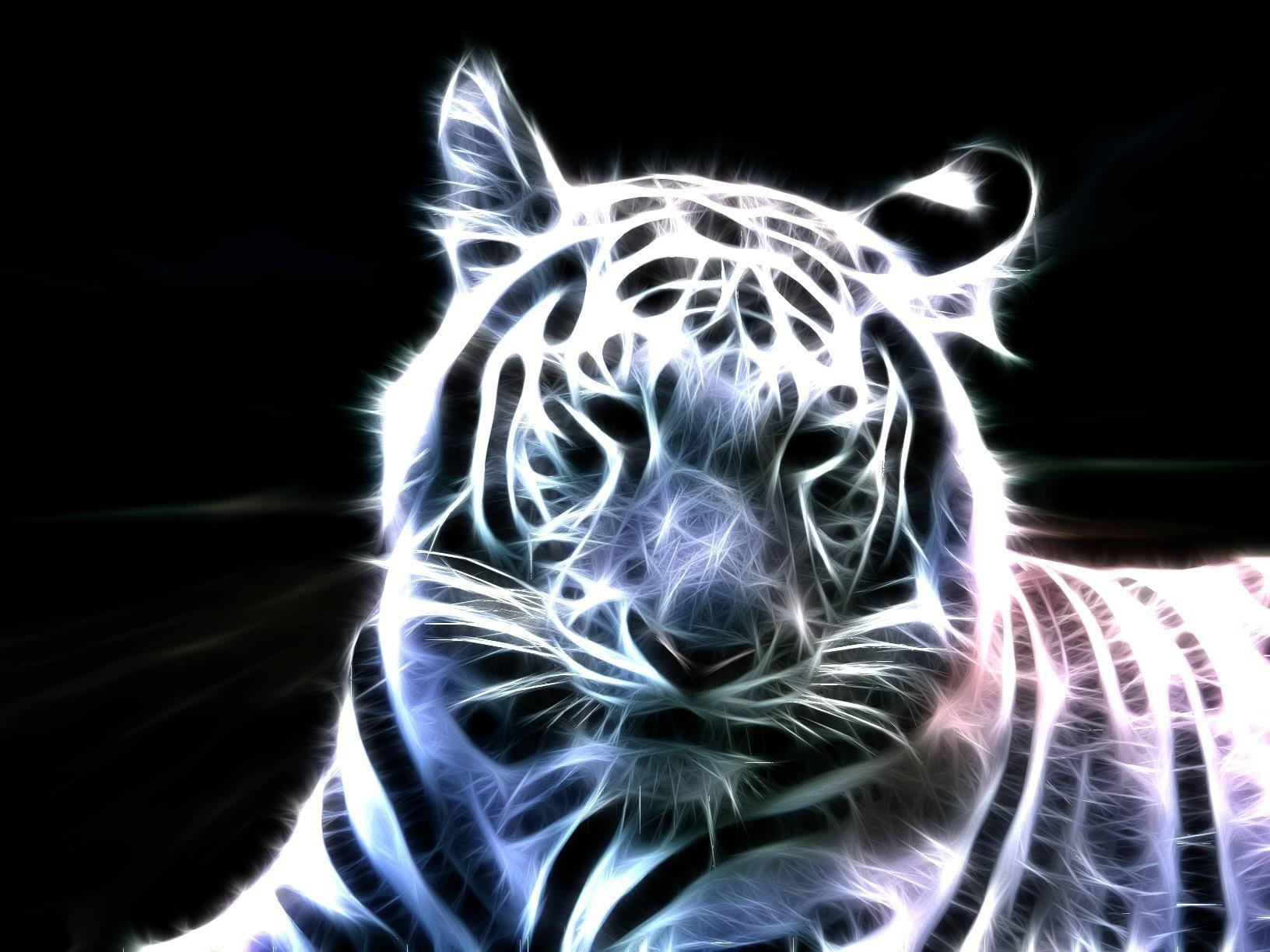 fond d'ecran gratuit tigre