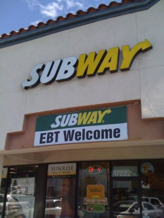 Subway That Takes Ebt Near Me