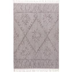 Photo of benuta Kurzflor Teppich Oyo Hellgrau 80×150 cm – Moderner Teppich für Wohnzimmer benuta