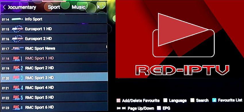 Red Iptv Premium Live Tv App In 2021 Tv App Live Tv Streaming Tv