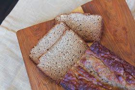 Sweetened with Honey: Grain Free Banana Bread