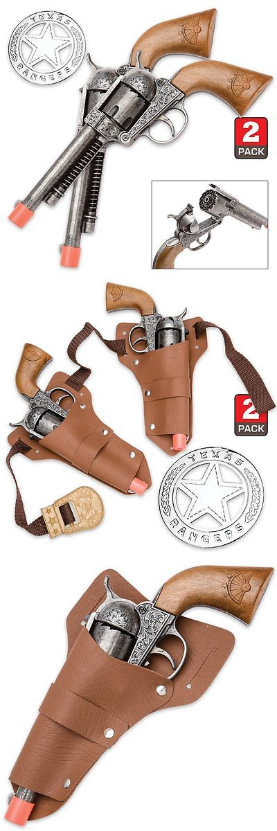 Diecast 152939: Parris Texas Ranger Double Holster Set With 2 Repeater Pistols, Badge, And Belt -> BUY IT NOW ONLY: $39.87 on eBay!