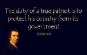 Patriotic Quotes Best Meaningful Sayings True Patriot Liberty Quotes Founding Fathers Quotes Thomas Paine