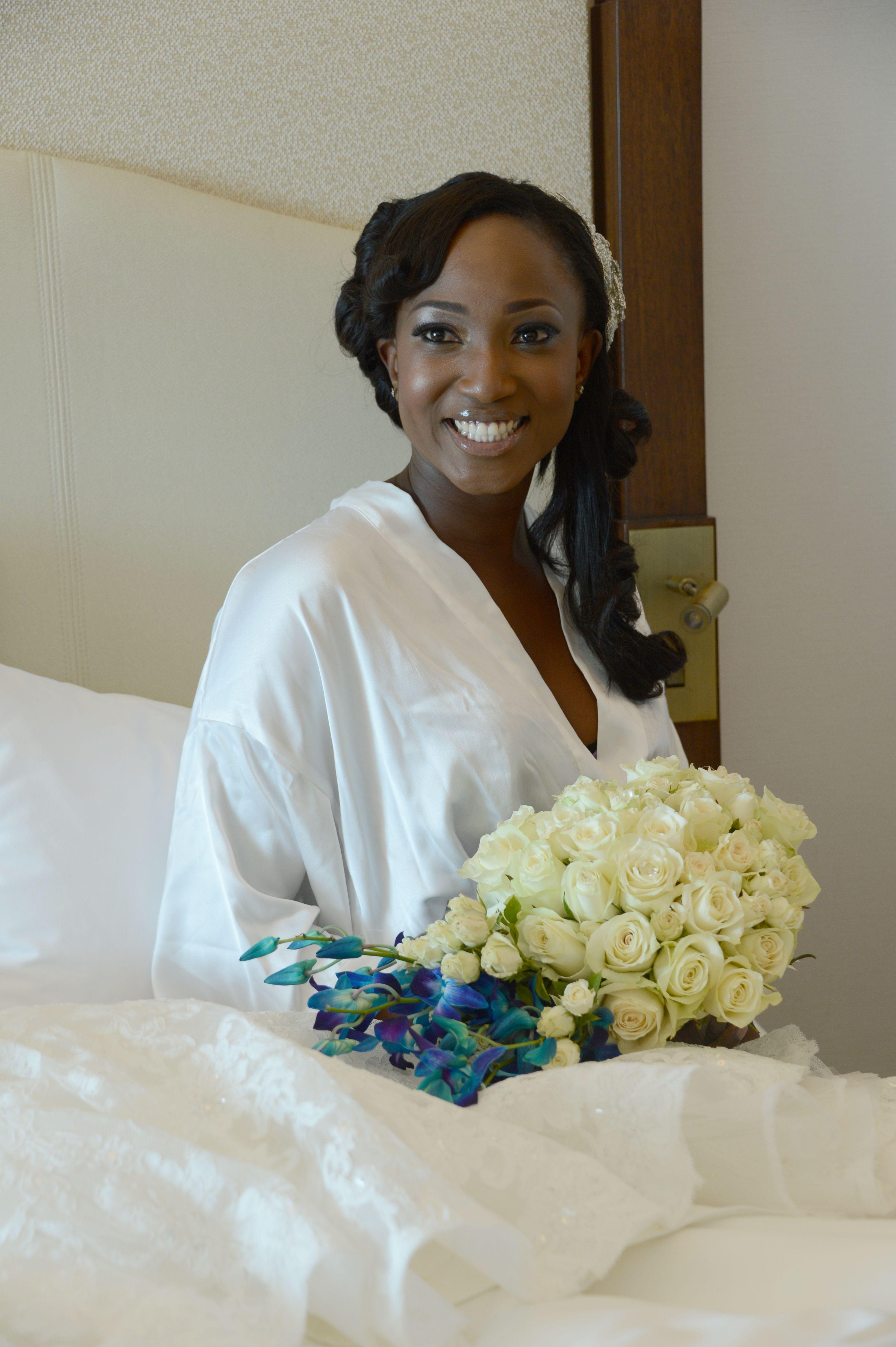 wedding hair & make up nigerian wedding dubai | dubai