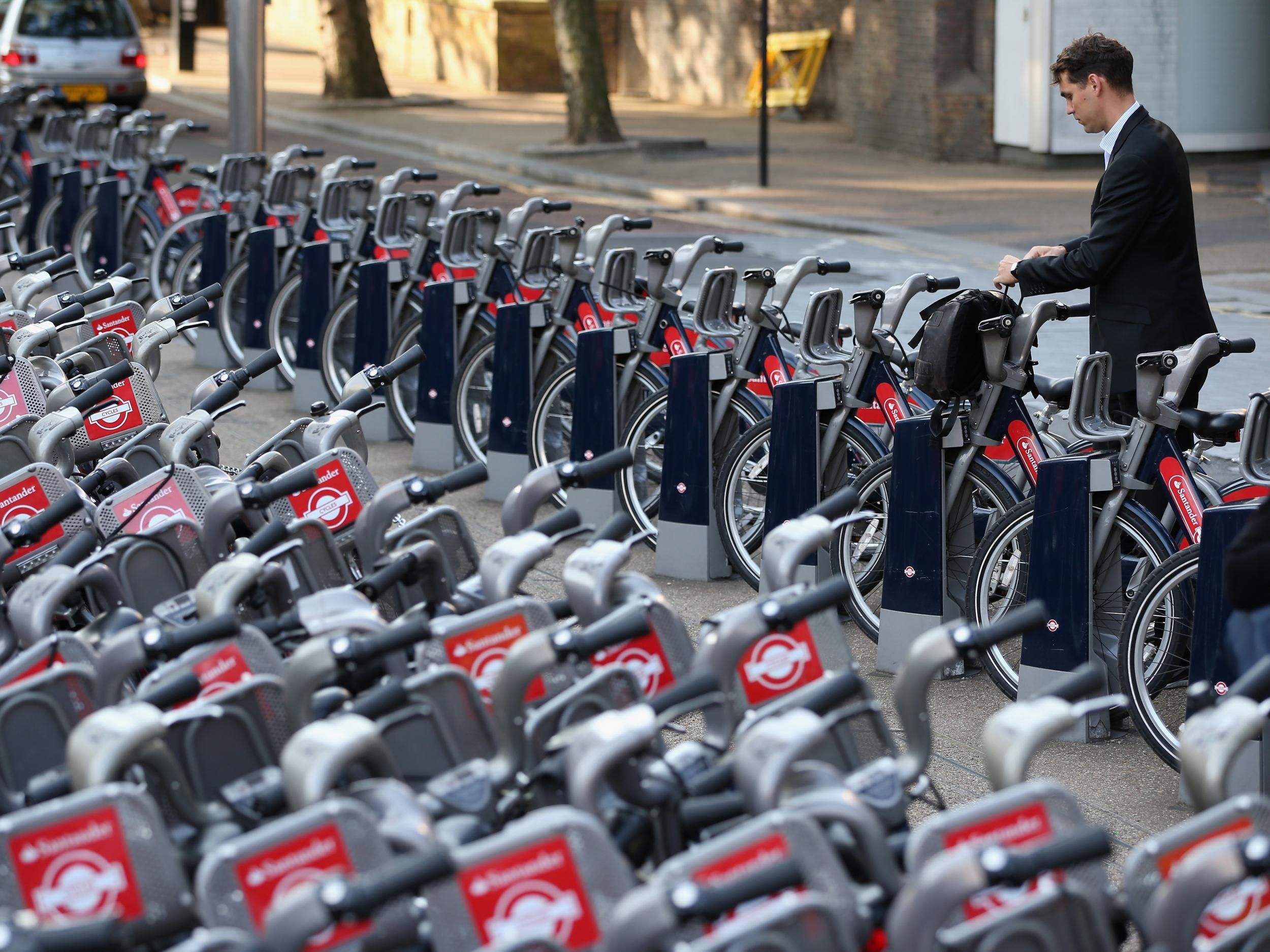 Get Free Cycle Hire In London This Weekend To Celebrate Six Years