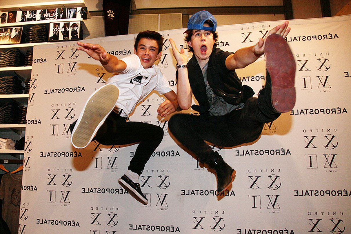 Hayes and nash 2016 google search m a g c o n pinterest nash and hayes grier have become ambassadors for fnv an organization which promotes eating fruits and vegetables and launched a t shirt design contest kristyandbryce Images
