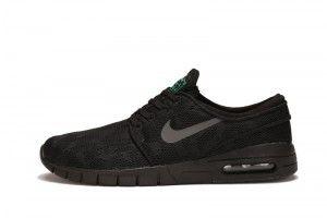 100% authentic f23b8 830a0 100% originales 2014 Homme Nike SB Eric Koston 2 Max Tous Les Chaussures  Course Noir