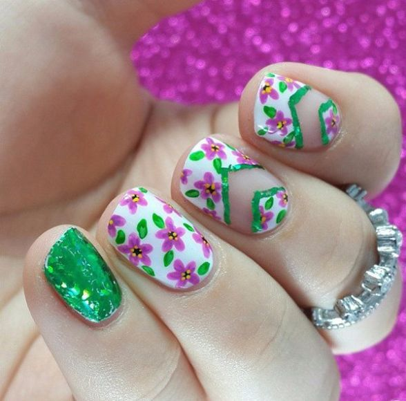 Love This Beautiful Unique Cute Nail Art Designs That You Will