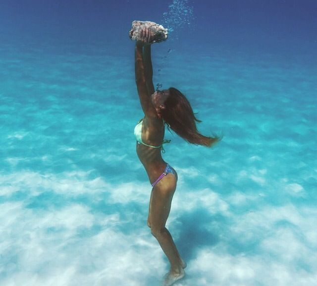 Swim... Underwater
