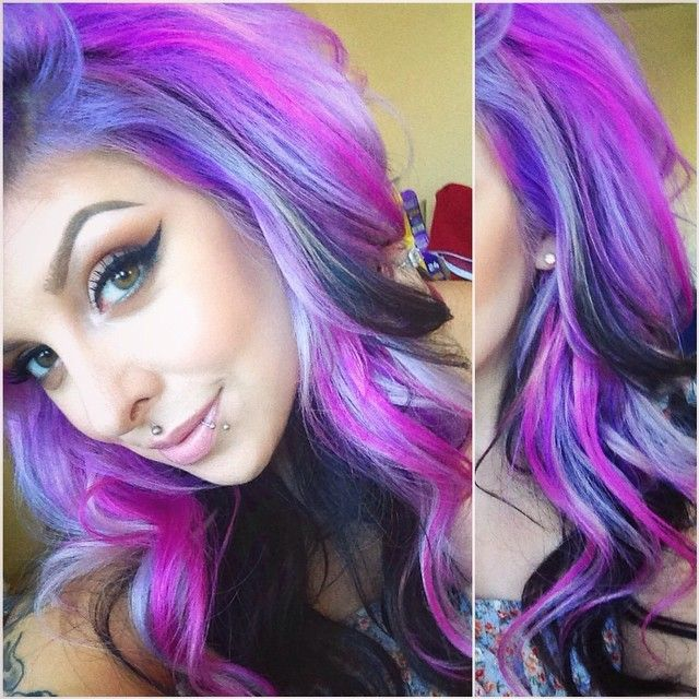 I would never dye my this mush but, it's pretty