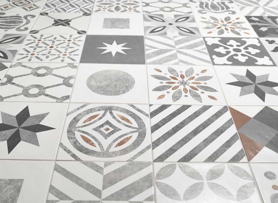 Tiles about compositions of \