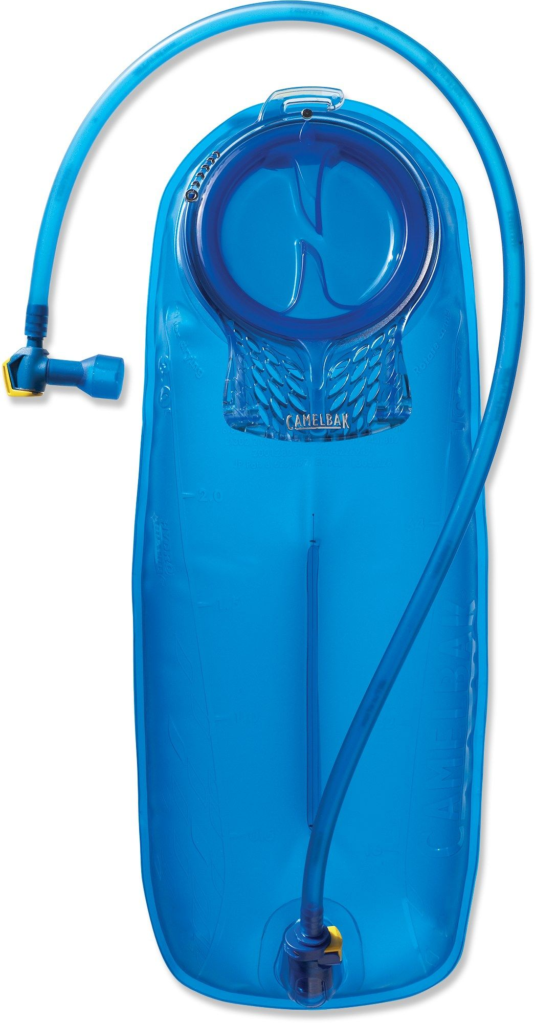 CamelBak Antidote Reservoir - 100 fl. oz.  A savior to trekkers and hikers the world over. I could swoon endlessly over the CamelBak. And I will.