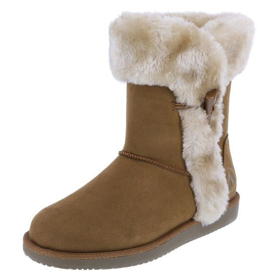 These faux-shearling Ugg lookalikes that are a fraction of the price.   27