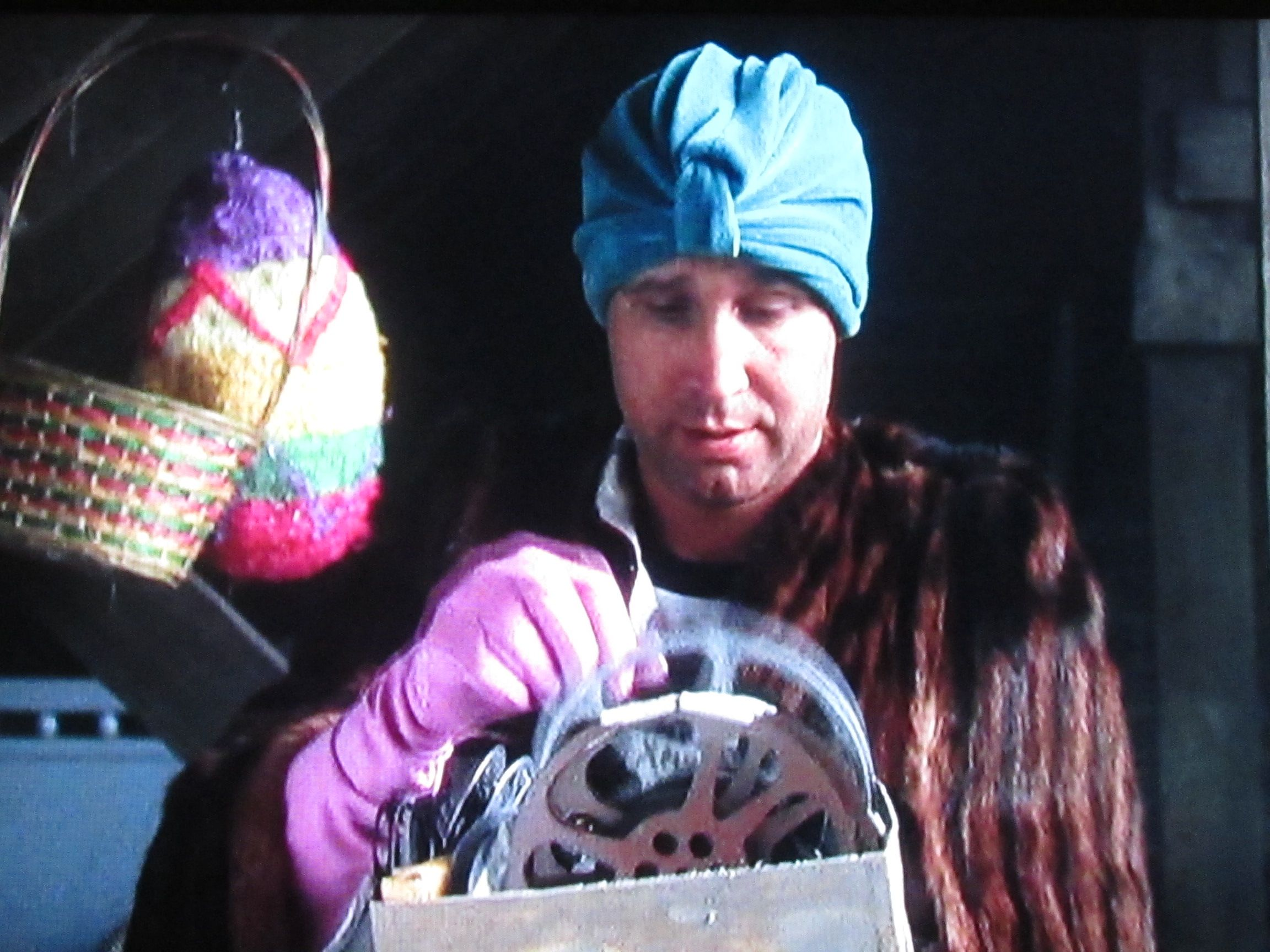 National Lampoon's Christmas Vacation movie clip. Clar