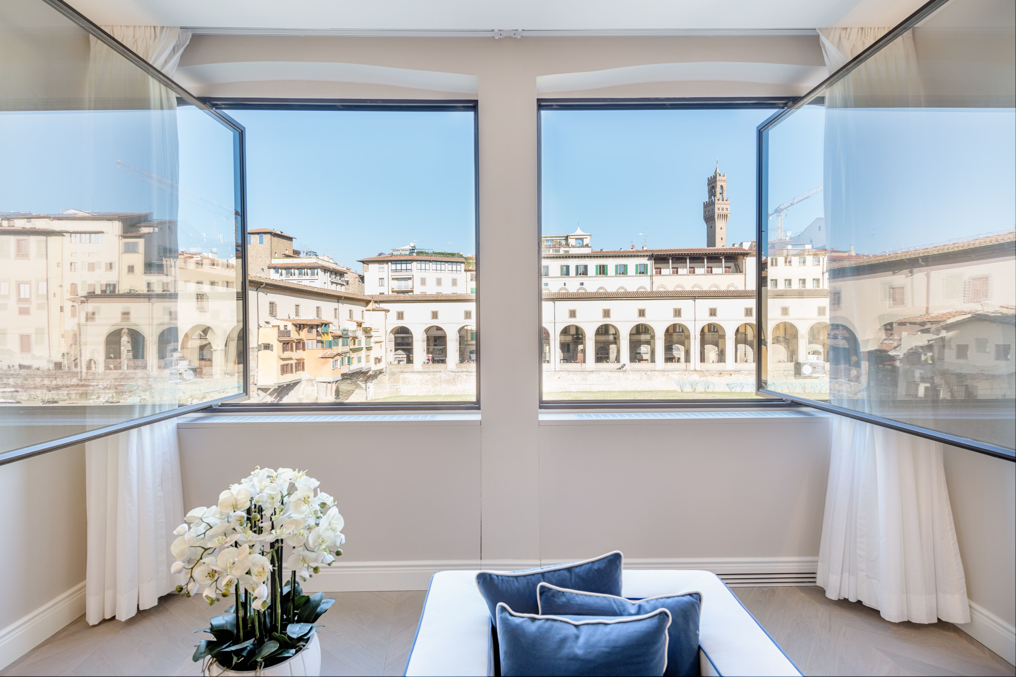 Can you imagine yourself here, in this luxury apartment ...