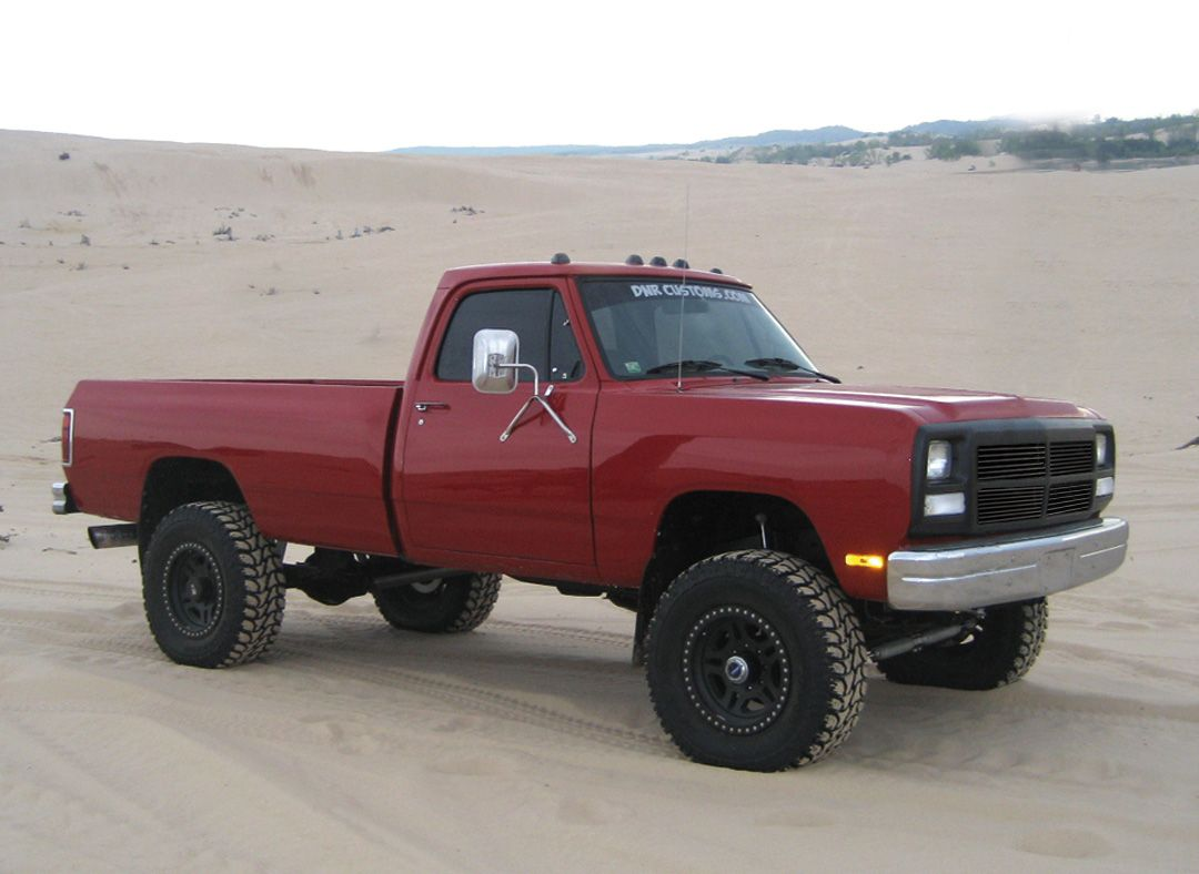 Beautiful Ole First Gen With Images Cummins Trucks Dodge