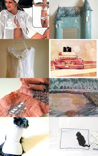 'Meet Me In The Chateau Bleu' by Deborah from NomadahPhotography --Pinned with TreasuryPin.com