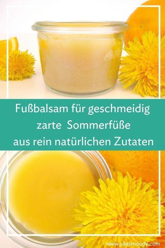 Zeigt her eure Füße: Fußcreme für geschmeidige Sommerfüße! -