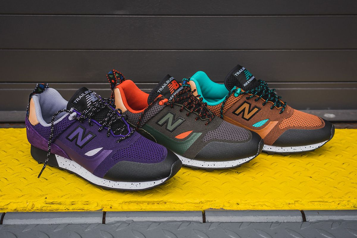 New Balance Trailbuster Re Engineered: Made for Urban Trails