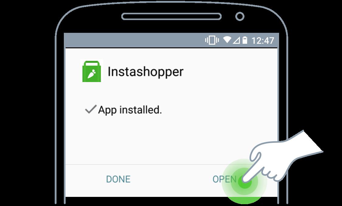 Instacart Instacart, App, Saving money
