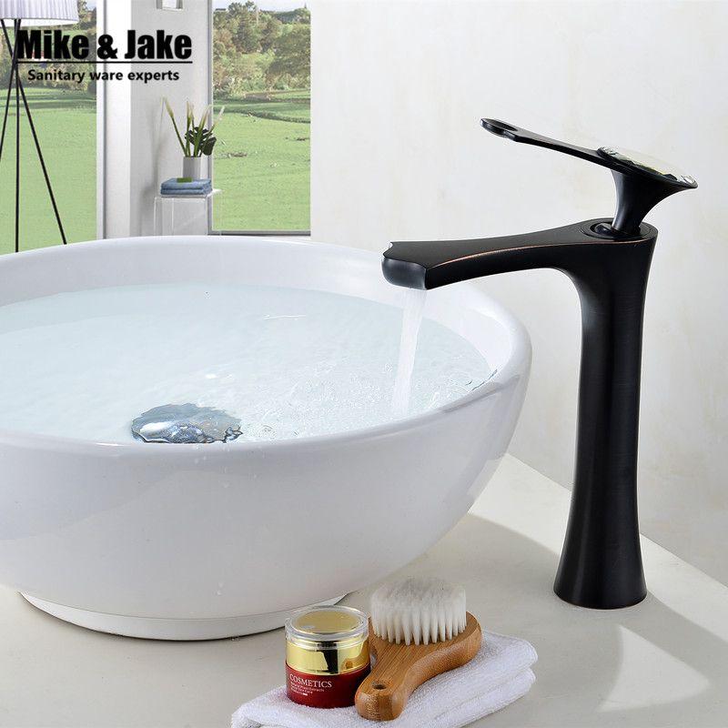 Bathroom Faucet Crane Single Handle Basin Mixer Water Tap Bathroom
