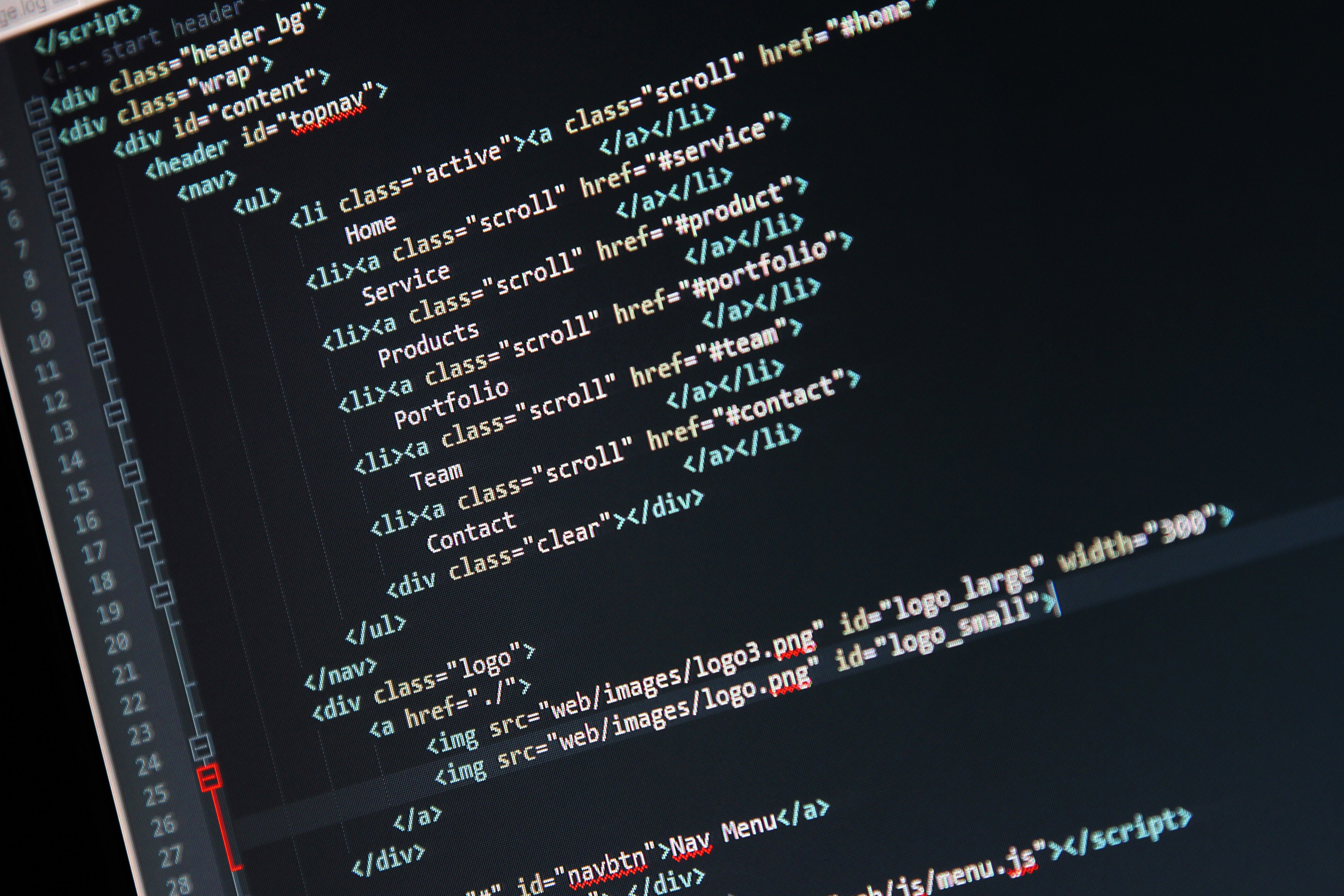 General X Syntax Highlighting Code Html Css