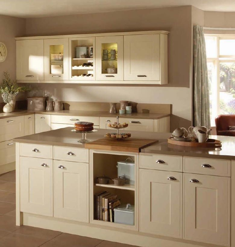 Cottage Style Kitchen Designs Best Kitchen Styles Pictures  There's Reassuring Solidity About Decorating Design