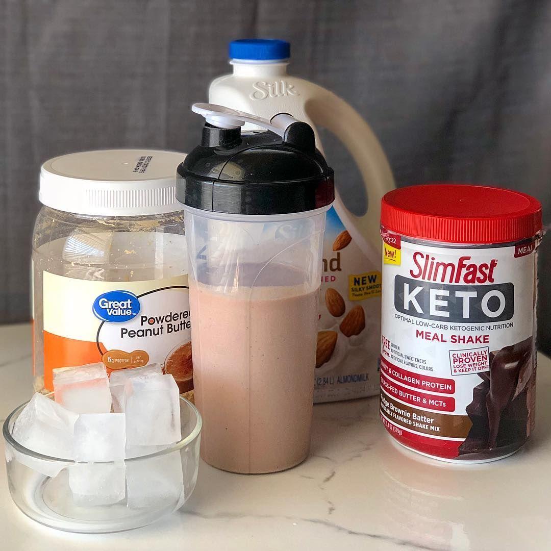 keto diet shake and mix