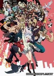 Tokyo Esp Online Animeflv Animes Tv Anime Japones Tokyo Ravens