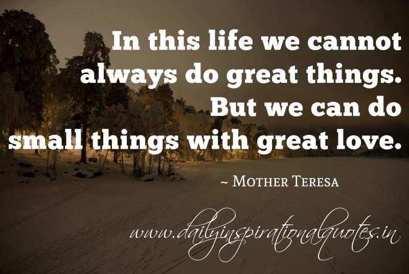Mother Teresa Kindness Kindness Quotes Quotes Inspirational Quotes