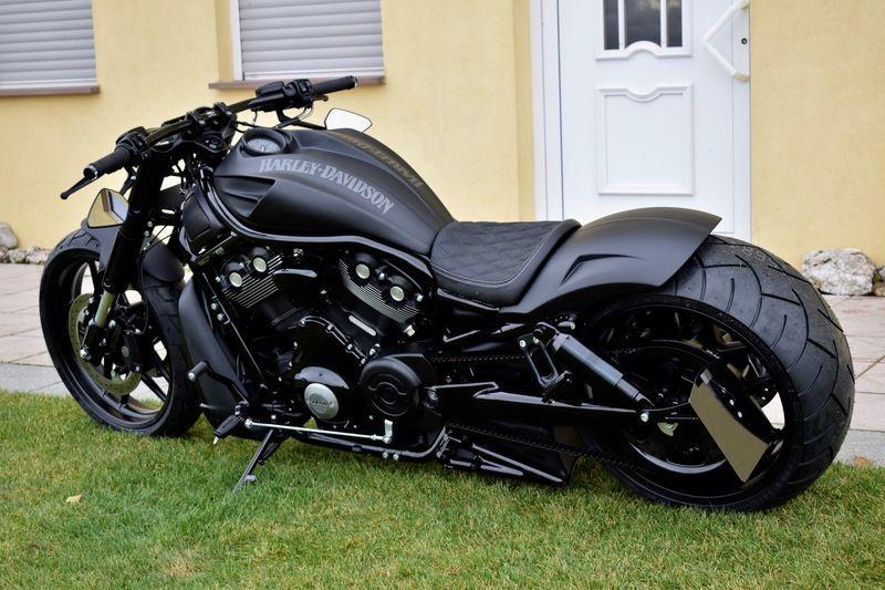Harley Davidson V Rod Denimblack By 69customs Harley Davidson V Rod Harley Davidson Night Rod Harley Davidson Bikes