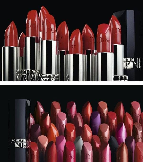 Dior Rouge Dior Update and Dior Extreme Matte Lipstick Fall 2016 ...