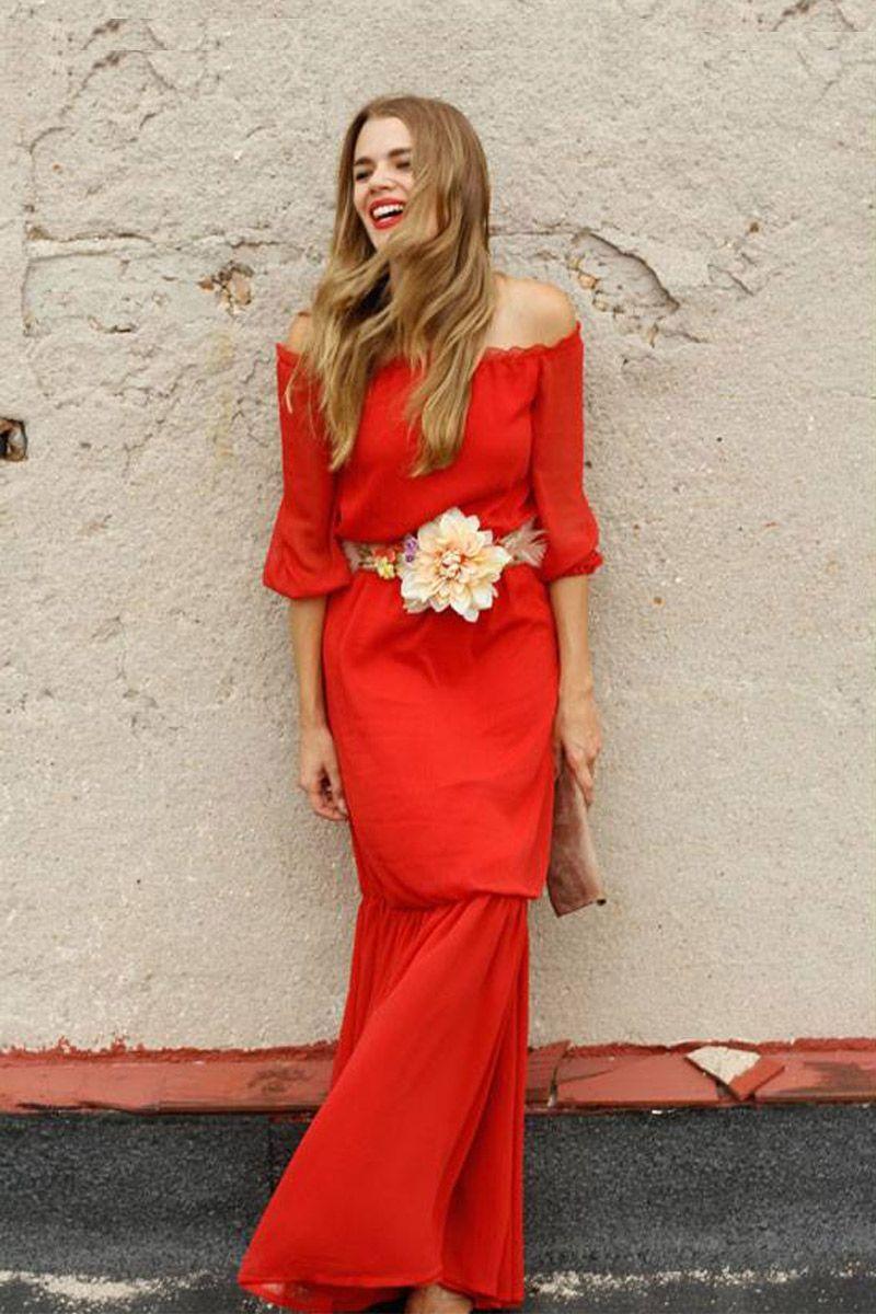 Vestidos fiesta originales para boda