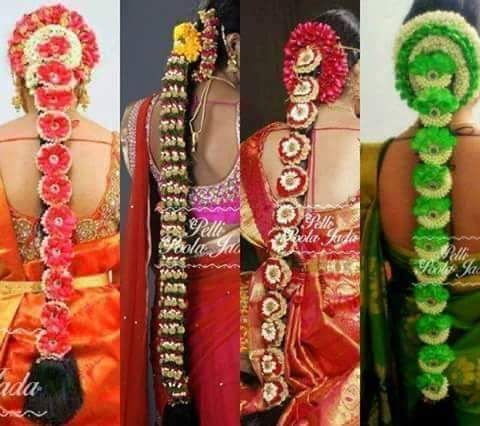 40 Beautiful South Indian Wedding Hairstyles Beauty Tips