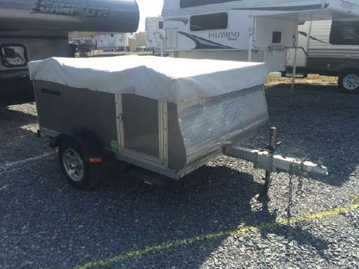 Check out this 2010 Livin' Lite Quicksilver 6 0 Pop Up