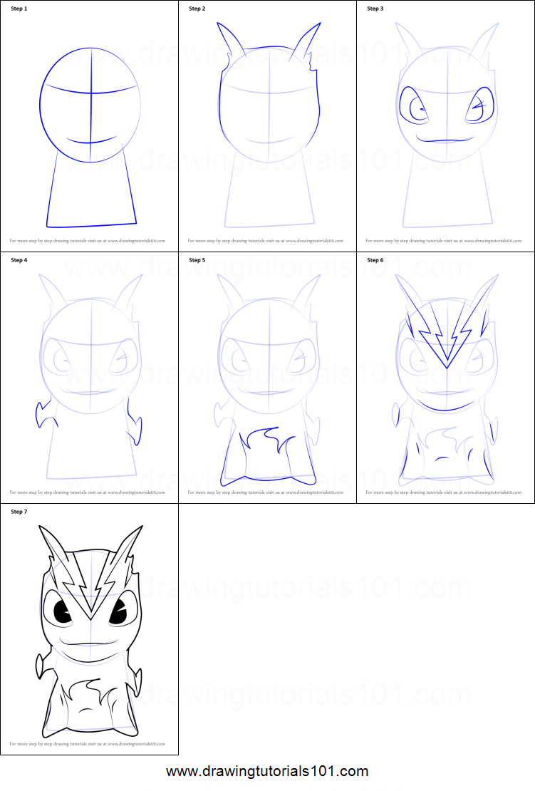How To Draw Burpy From Slugterra Printable Step By Step Drawing Sheet Drawingtutorials101 Com In 2020 Drawing Sheet Burpies Drawings
