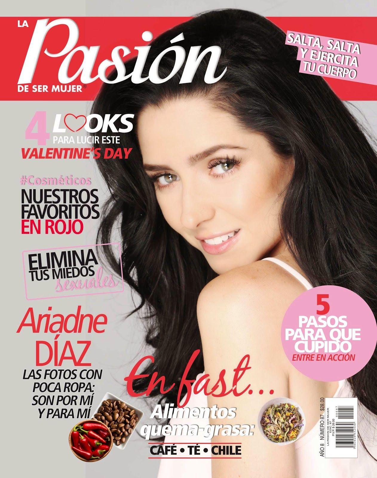Actrices y actores latinos: La Pasión de ser mujer - Ariadne Díaz