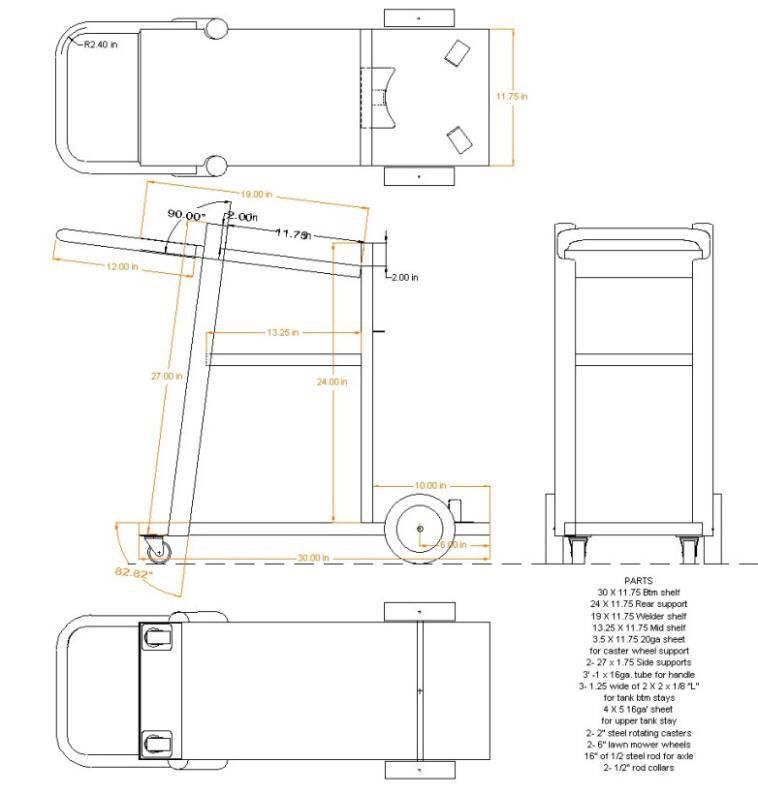 Welding Cart Diagram - Data Wiring Diagram on