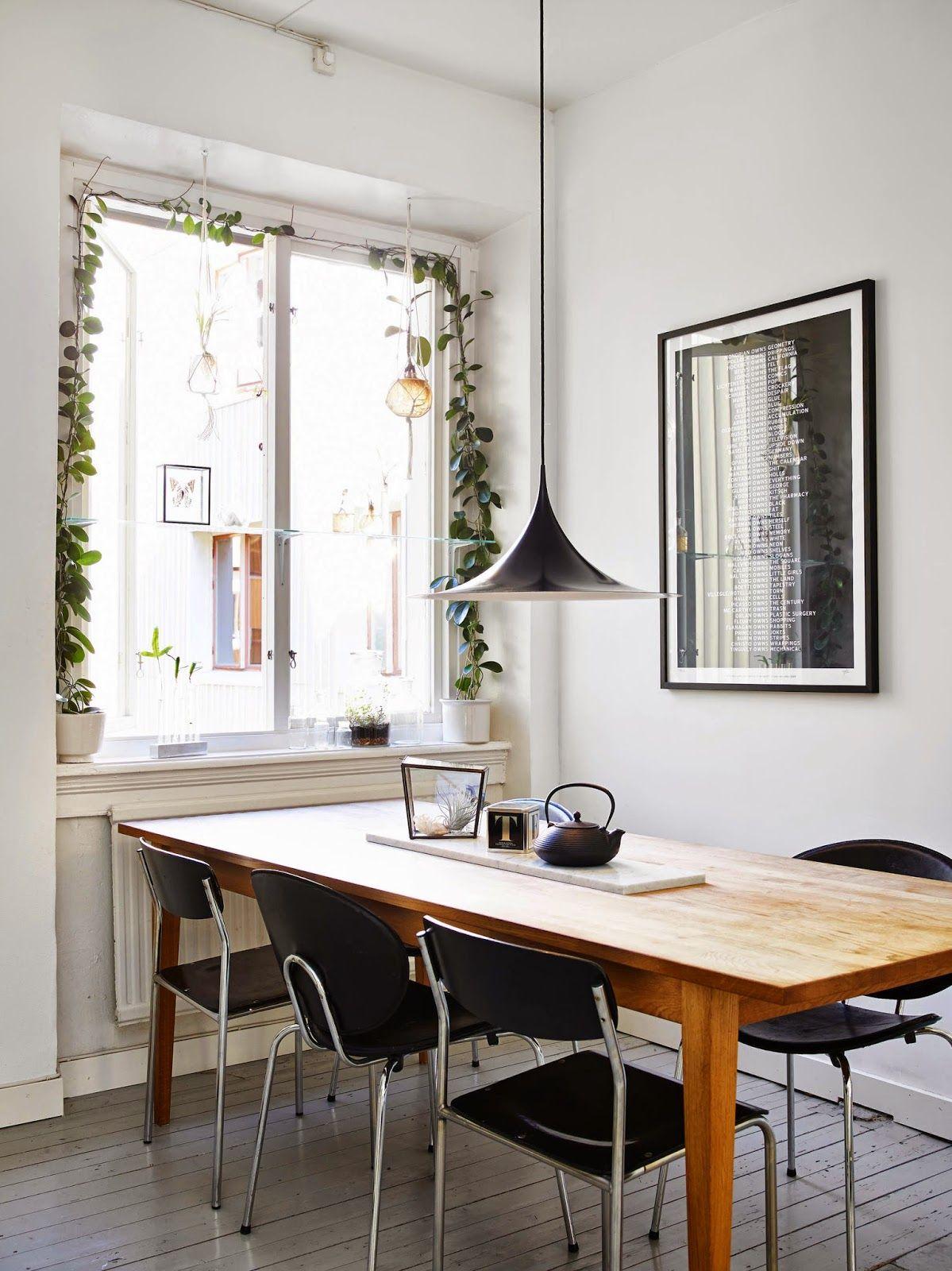 Foto My Scandinavian Home Living Room And Dining Room Design My Scandinavian Home Dining Room Design