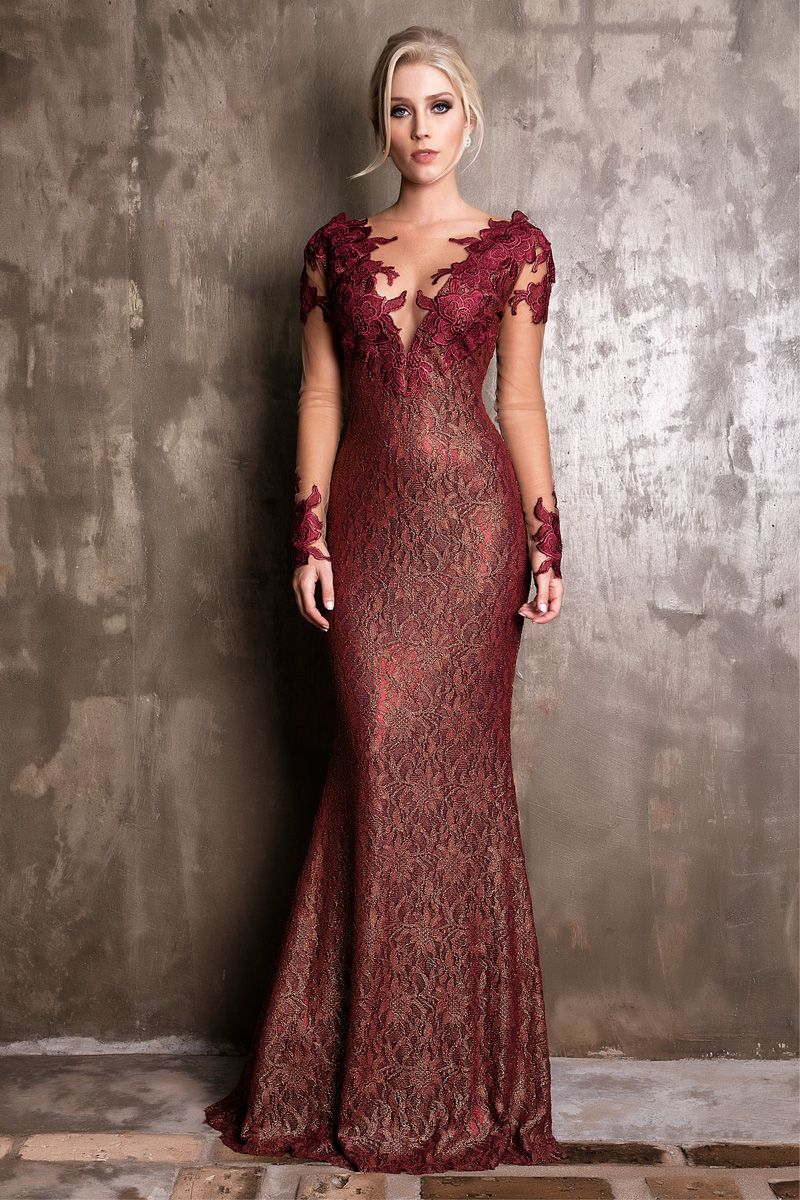 Pin by midiã queiroz on inspiraÇÃo vestidos longos para festa