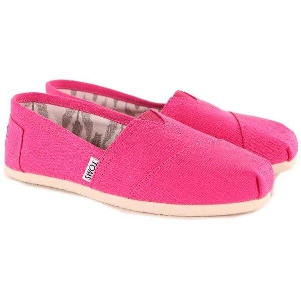 TOMS Schuhe - Slip On Classic pink zXYfl