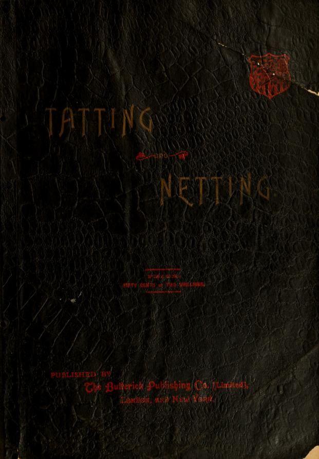 Tatting and netting