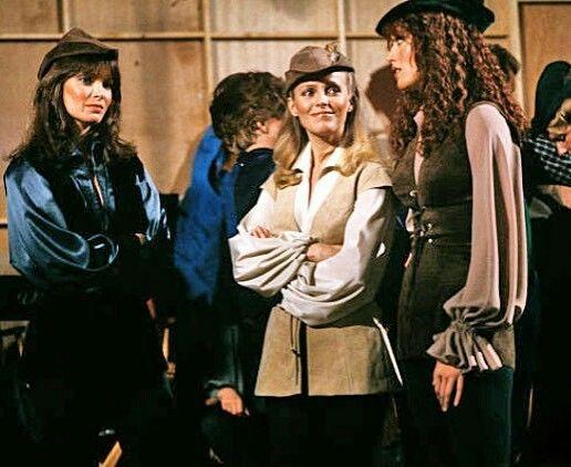 Jaclyn Smith et Cheryl Ladd et Tanya Roberts | Dame, Drôle ...