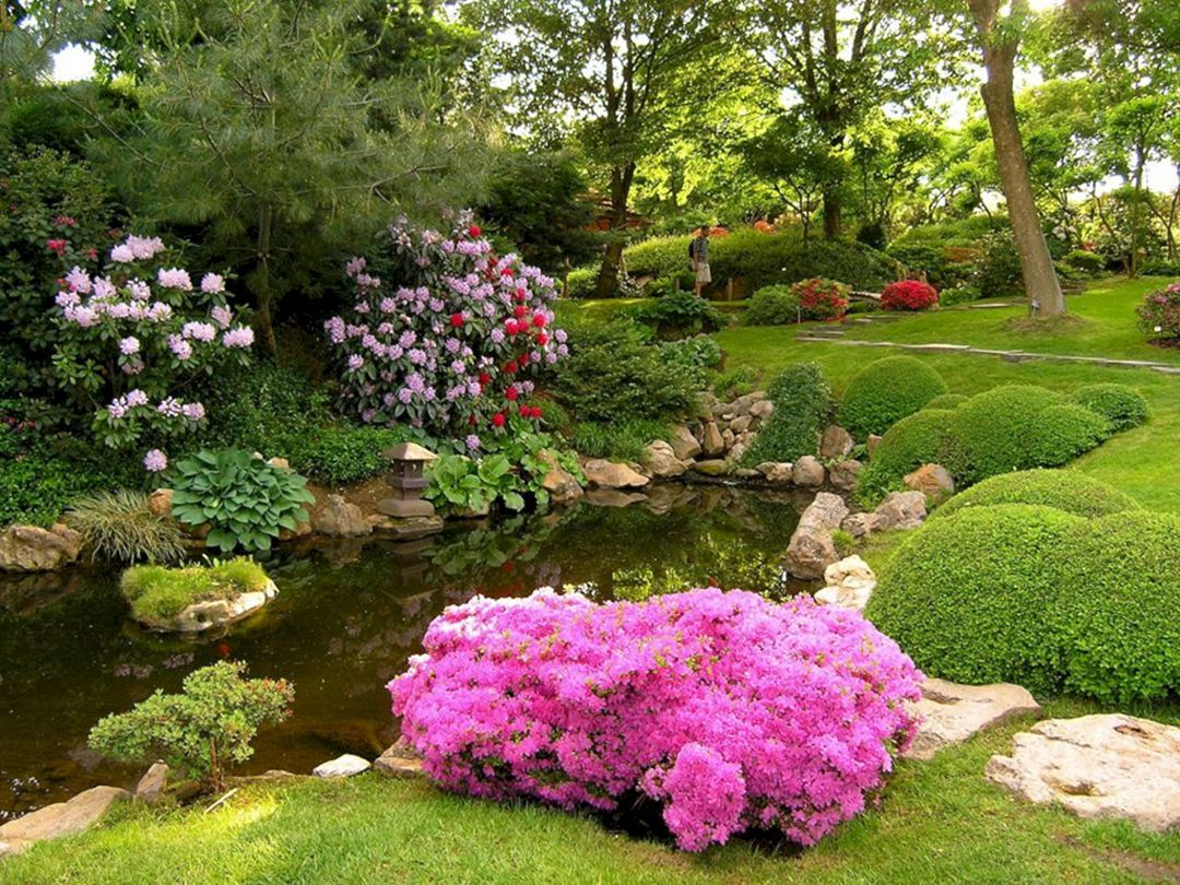30 Gorgeous Flower Garden Landscaping Ideas For A More Beautiful