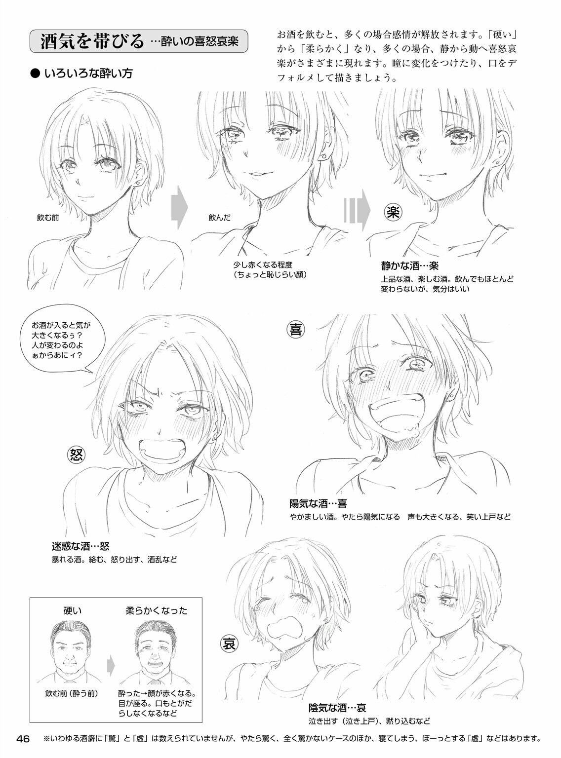 Manga drawing tutorials image by brandy on howto express