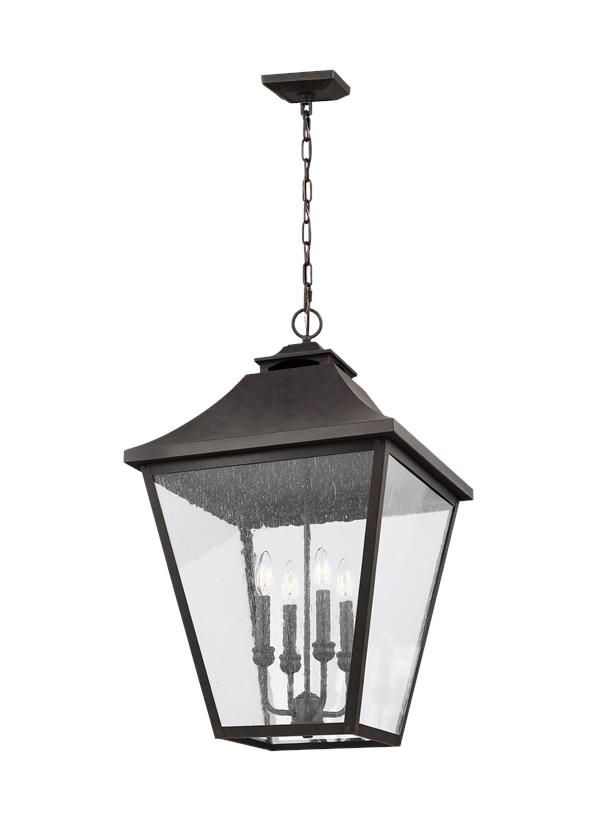Ol14409sbl 4 light hanging lantern outdoor lightingpendants md ol14409sbl 4 light hanging lantern outdoor lightingpendants aloadofball